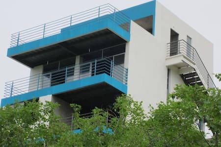 AluzacaMar, Suite 50 mts2 - Puerto López - Daire