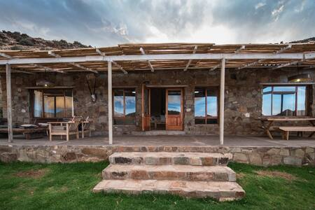 Karoo Ridge Cottage - Middelburg - House