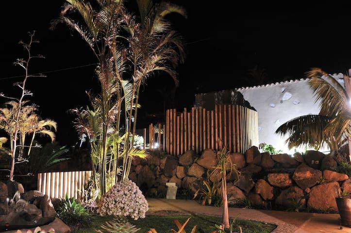 EL SUSURRO ECOLIVING_Villa Guincho - San Juan de la Rambla - Villa