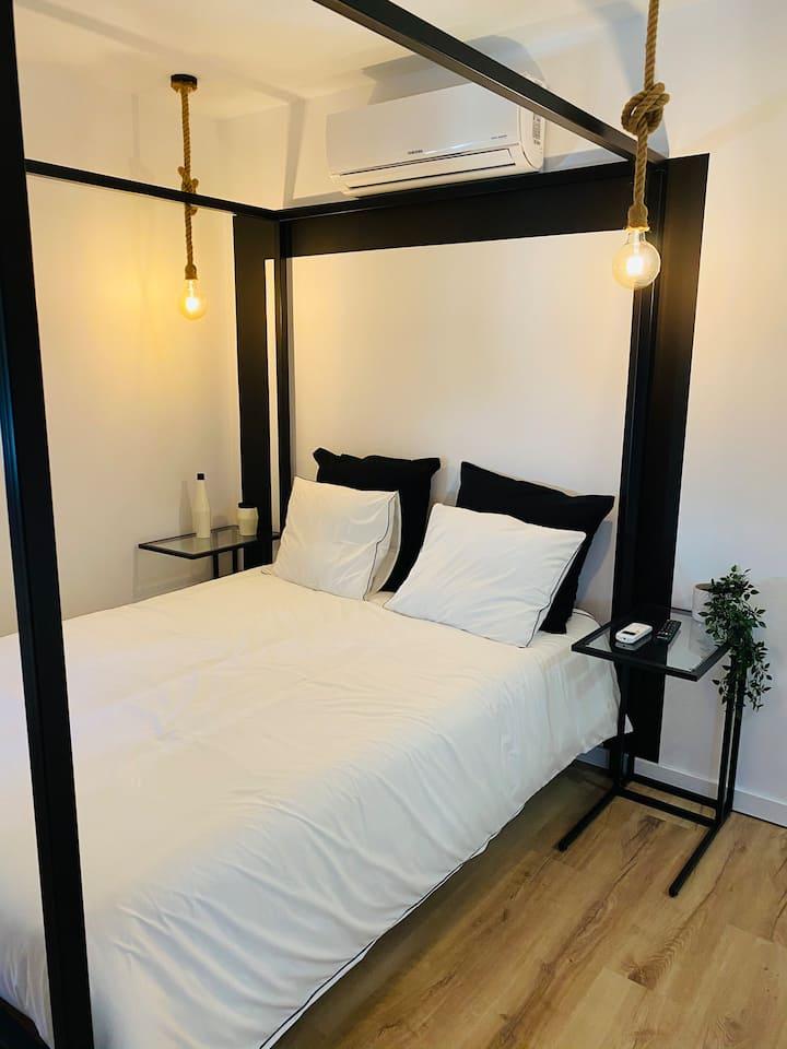 Lovely Studio/Apartment in Sítio da Nazaré