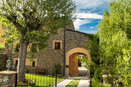 Casa para grupos en el Pirineo - Rumah