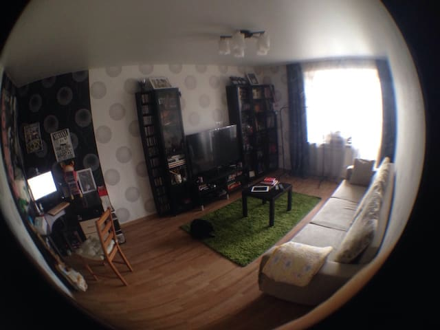 Cozy room for travellers - Yekaterinburg - Apartment