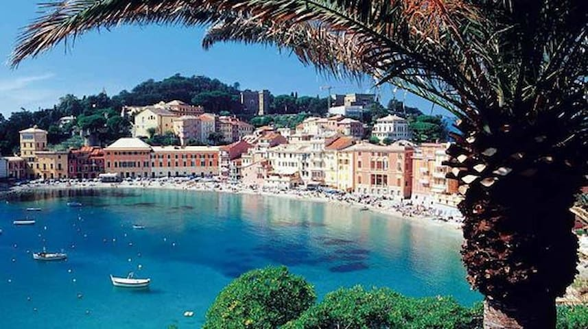 bnb shiatsu & massage. - Sestri Levante - Bed & Breakfast