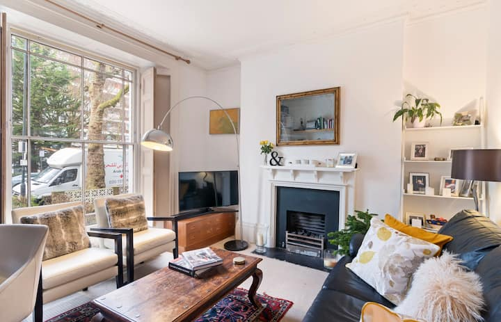 Modern One-Bed Apartment in Hammersmith