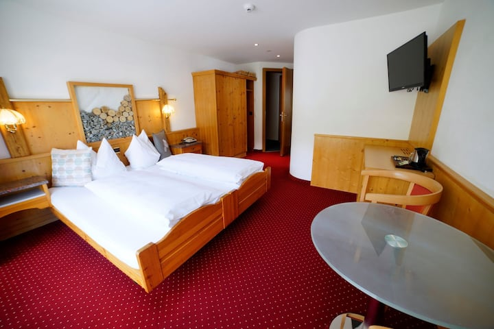 Double room with privat bath