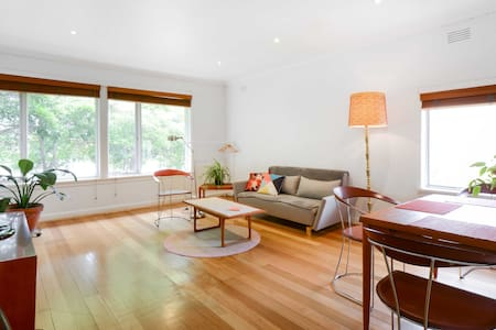 Spacious 1BED 3kms to beach sleeps4 - Ripponlea - Wohnung