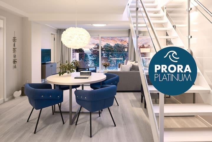 PRORA Platinum Penthouse AQUAMARIN