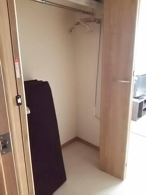 クローゼット closet