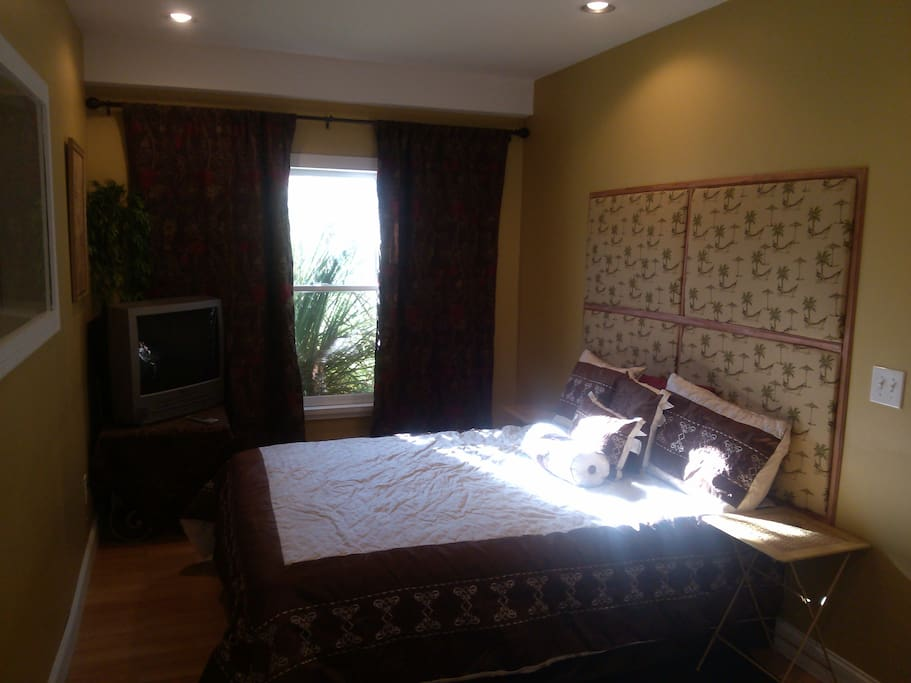 Bedroom 1 with adjoining Jr. Bedroom (not seen in pic)