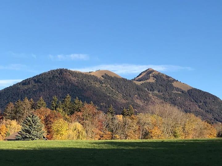 Au Chalet du Môle, la montagne authentique