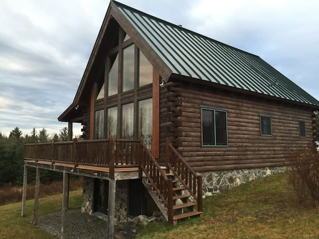 A panoramic view of the lake - Rangeley - House