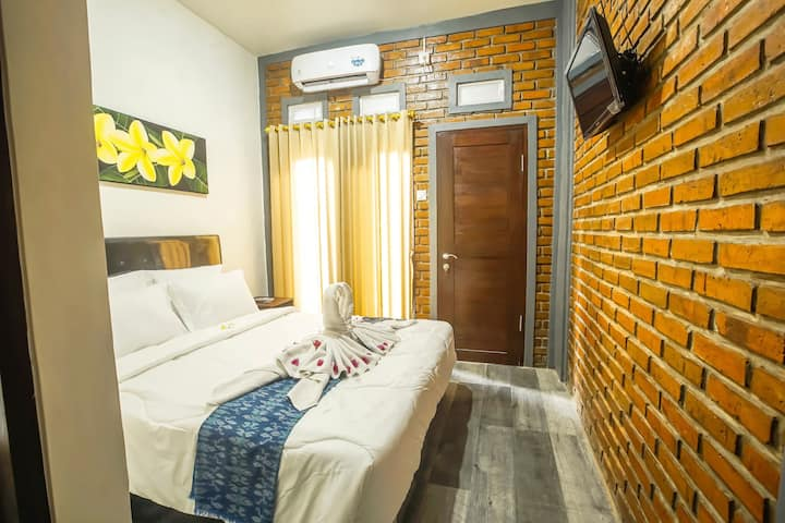 Airbnb Monthly Room 1 Near Ricefield & Village