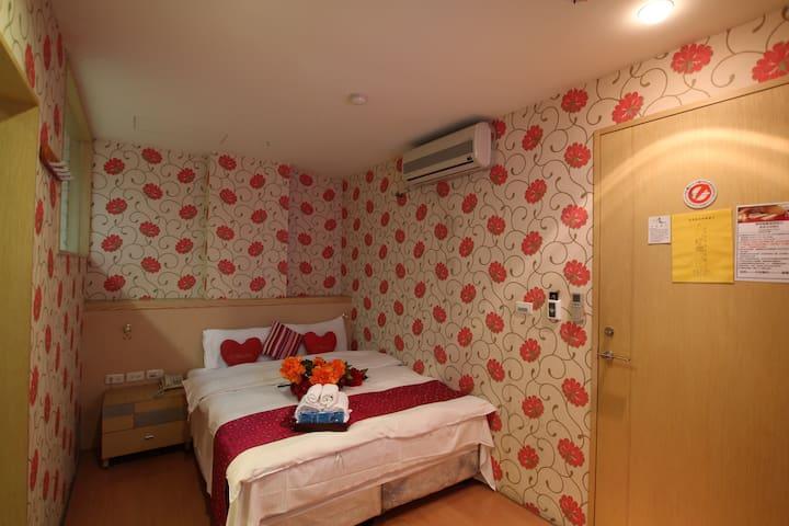 Double room no window-Tanxiang Resort Hotel