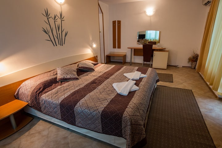 Comfortable Junior Suite - Perfect for Families