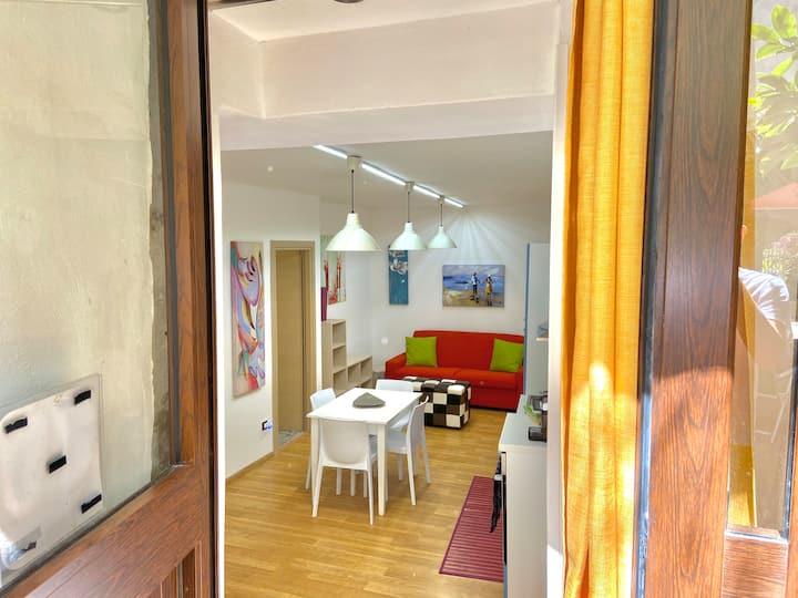 Celeste apartment in Ortigia