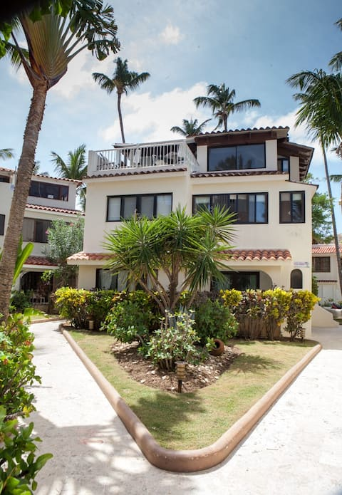 ***** Secret paradise villa 7, near to the beach.