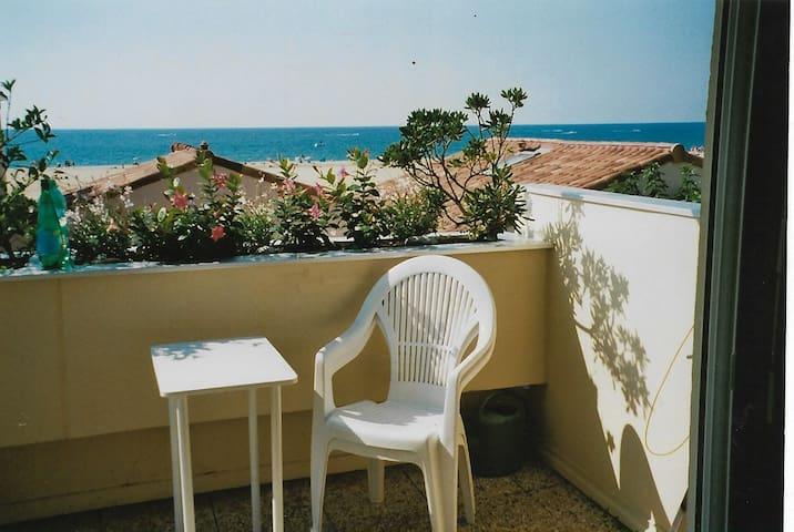 Appartement Capbreton plage avec vue sur l'Ocean - Capbreton - Apto. en complejo residencial