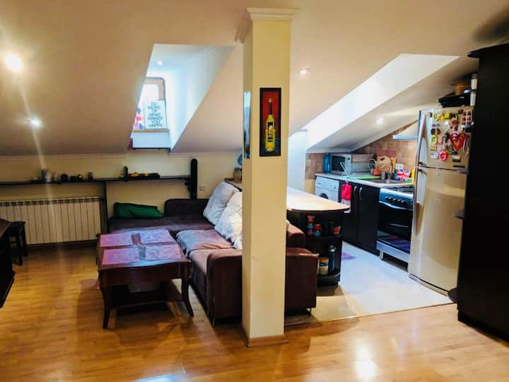 Ideally Located Cozy Attic Apartment by Cascade