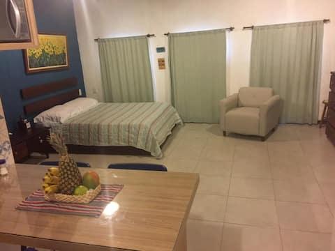 Lovely studio at Praia do Forte