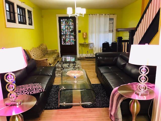 Retreat to Stylish Family Home
