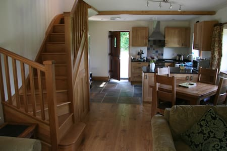 Beautiful Rural Converted Barn in National Park.