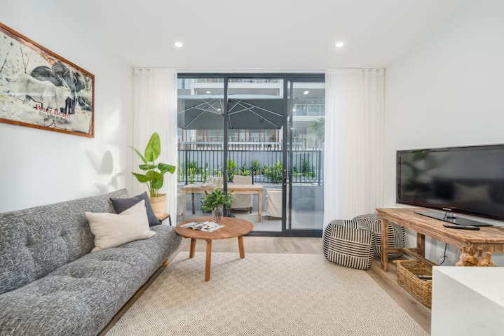 Herald 1 BR - Inner City, close to beaches and harbour