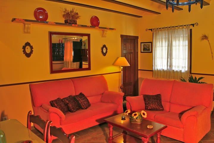 Acojedora y preciosa casa rural en Cordoba - Carcabuey - House