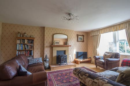 Warm comfortable country cottage (1-5 guests). - Scottish Borders
