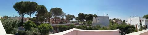 Villa al mare tra i cinguettii - Gargano