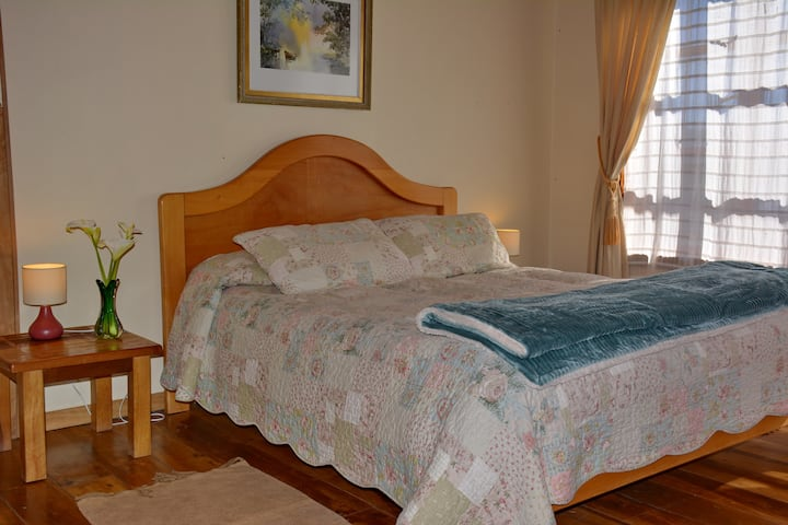 Galpon Aire Puro-Double Room