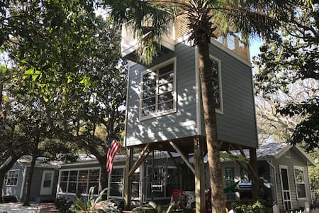 Seagrove Beach House