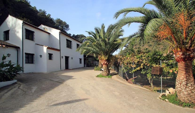 Casa Rural El Molinillo - Jimera de Líbar - บ้าน