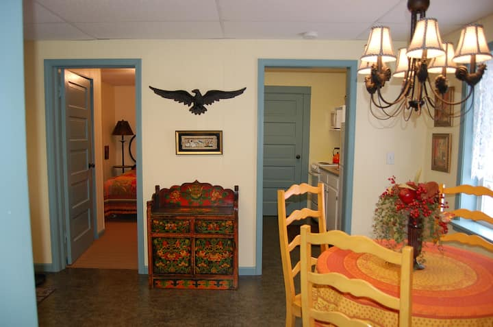 Eagles Nest in Bluffton 1BR on back dune-Muskegon