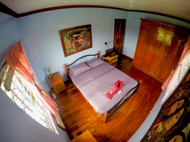 Executive Homestay in Sorsogon by the rice fields