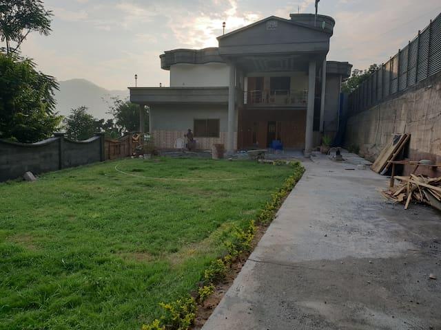 Muzaffarabad House