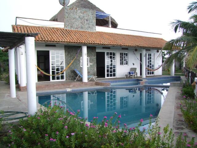 Casa Veronica - Brisas de Zicatela - Hus