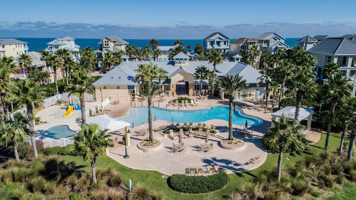 Hammock Beach Golf Resort and Spa - 3 BR 821 Oceanfront Condo in Cinnamon Beach