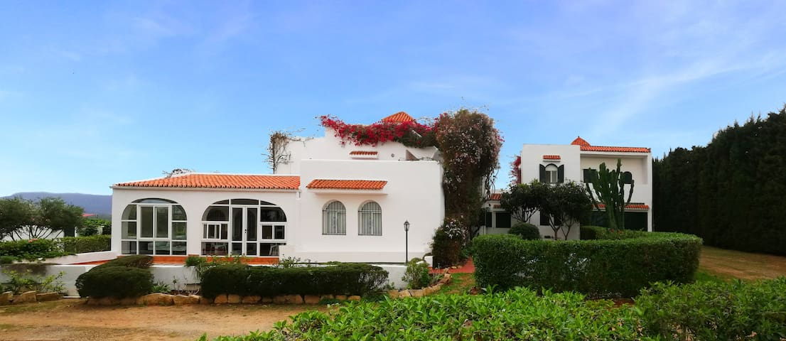 Villa the flowers of Morocco · Relax and nature
