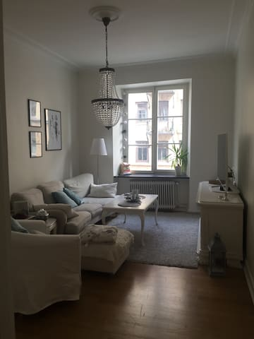 Very Chic  Central Apartment - Göteborg - Appartement