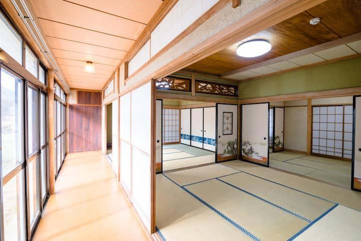 Rental Villa Engawa House Fujikawaguchiko
