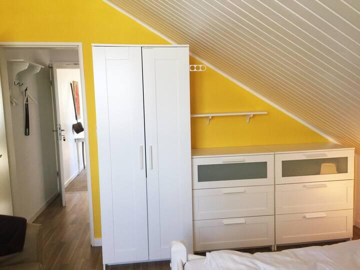 Gästehaus Denecke Doppelzimmer Vier