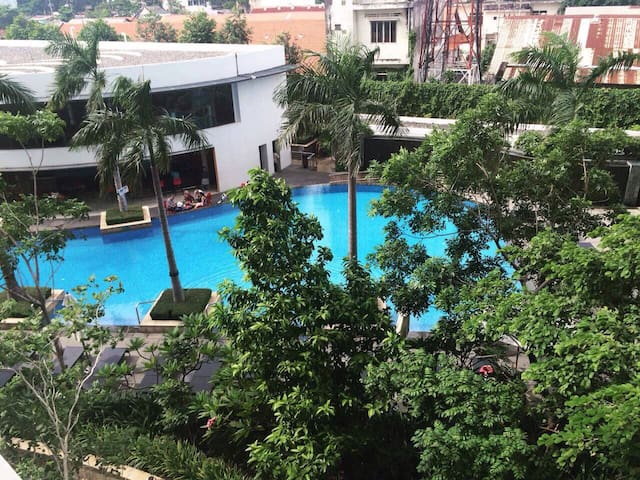# 302 LUXURY Master Bedroom + FREE Pool - Ho Chi Minh