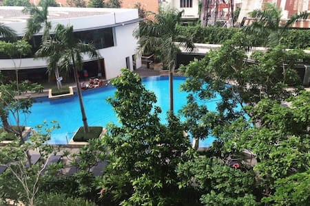 # 302 LUXURY Master Bedroom + Pool - Ho Chi Minh City