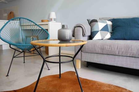 Zeer mooi appartement Gouden Driehoek, - Le Touquet-Paris-Plage - Appartement