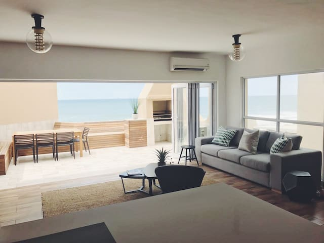 Luxury beach lifestyle apartment - Umdloti - Daire