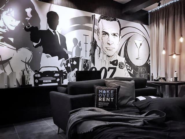 James Bond Designer Suite @ Empire Damansara