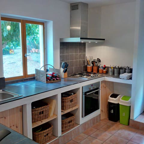 MaisonEstraquesGite - Lafitte - Casa
