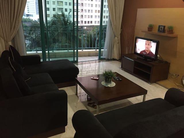 Apartemen Casablanca Room 501