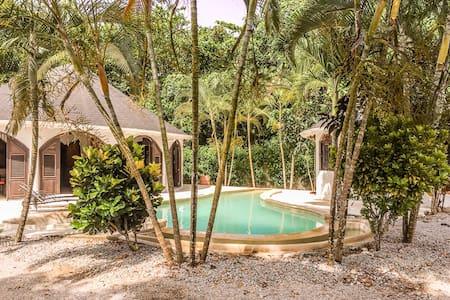 Villa Serenella room 3 close to Punta Popy beach - Las Terrenas