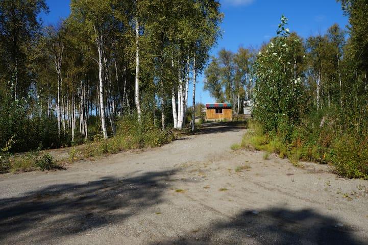 Honey Bee Hill Retreat Shared Cabin - Willow - Stuga